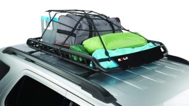 Rola rooftop cargo basket - feature 1
