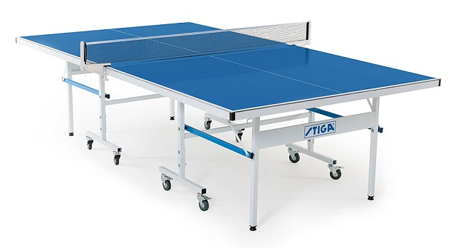 STIGA Advantage Competition-Ready Outdoor Ping Pong Table