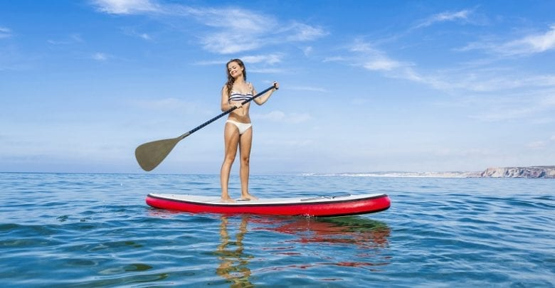 best all around paddle board