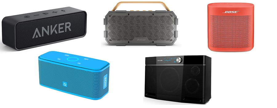 best bluetooth outdoor speaker