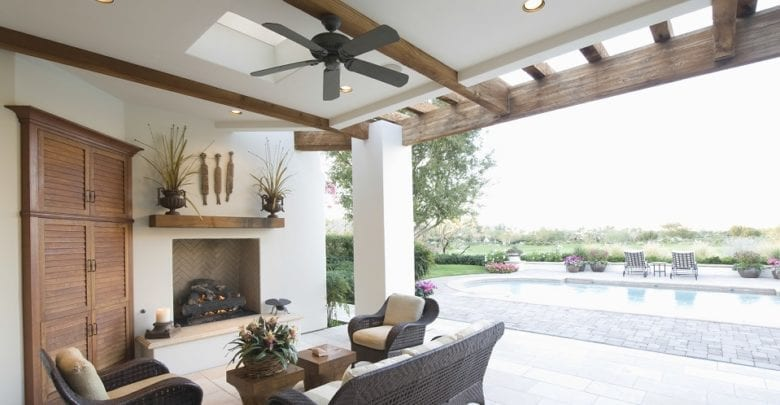 The 7 Best Outdoor Ceiling Fans Reviewed For 2019 Outside