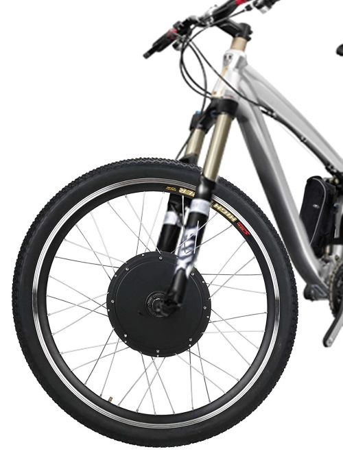 front wheel e-bike kit