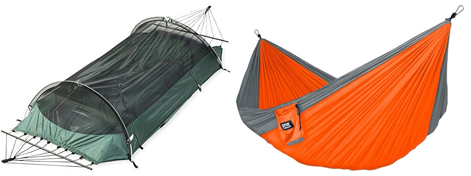 Types of Camping Hammocks