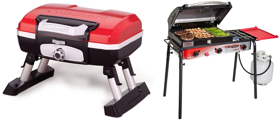 best charcoal camping grill