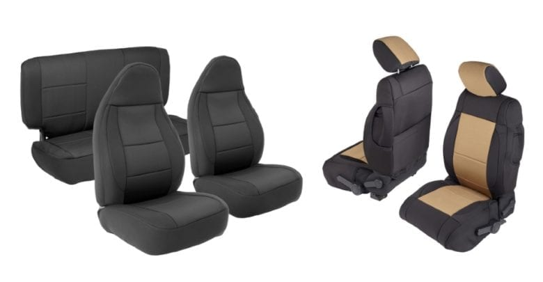 best jeep wrangler seat covers best prices