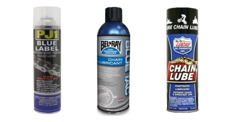 best motorcycle chain lubricant reviews