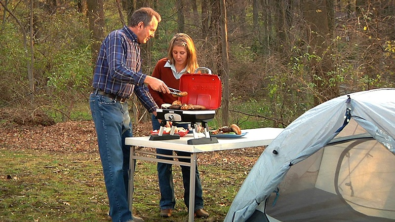 best portable camping grill
