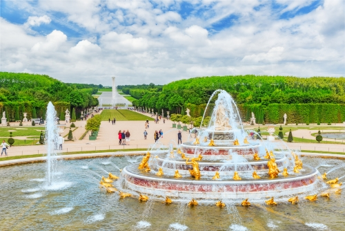 versailles day tours from paris - guide