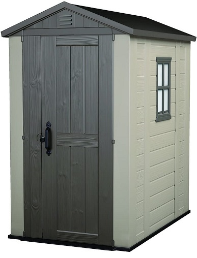 KETER Factor Resin Outdoor Storage Shed