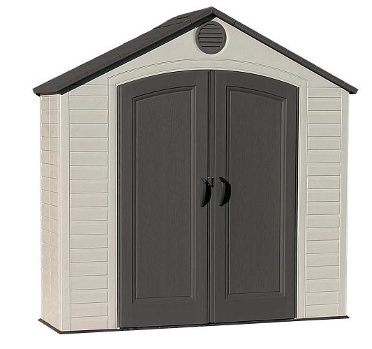 Lifetime Outdoor Garden Storage Shed
