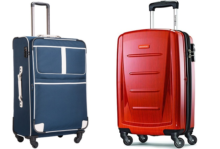 best hardside spinner luggage