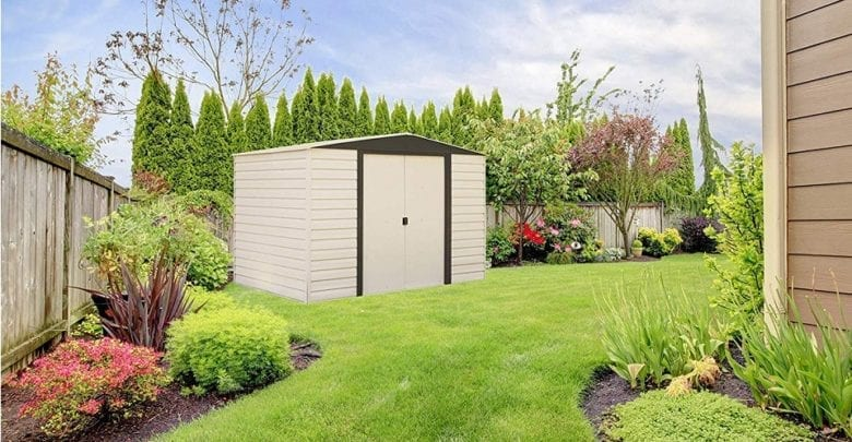 best outdoor storage sheds