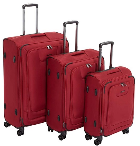 best spinner suitcase