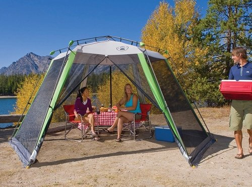 Coleman-Screened-Canopy-Instant-Outdoor reviews