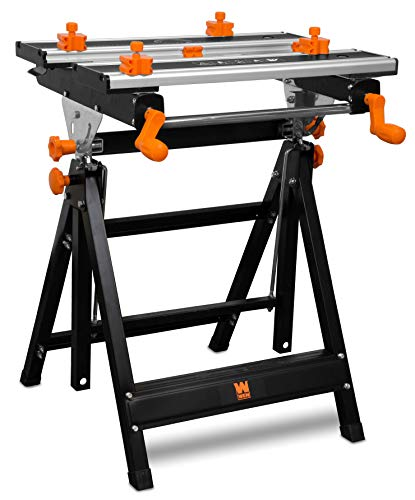 No Frills Workbench 4 Steps With Pictures: The 5 Best Portable & Folding Workbenches