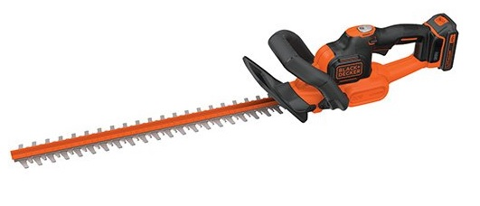 BLACK+DECKER Cordless Hedge Trimmer