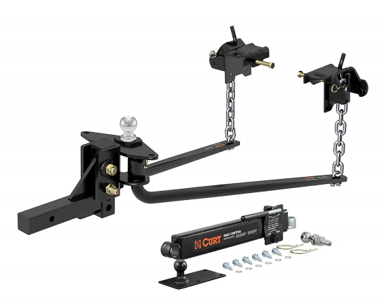 CURT-17062-Distribution-Control hitch reviews