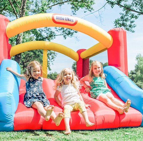 Little-Tikes-Inflatable-Bounce-blower bounce house reviews