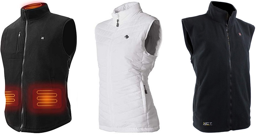 best battery heated vests