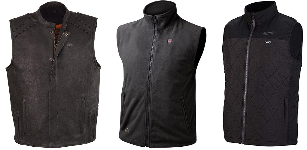 heated vest shell materials
