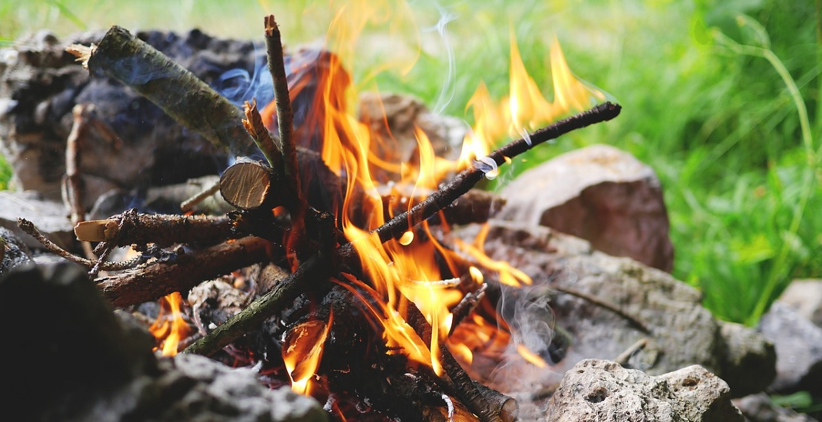 9 Ways to Start Fire and Without Matches