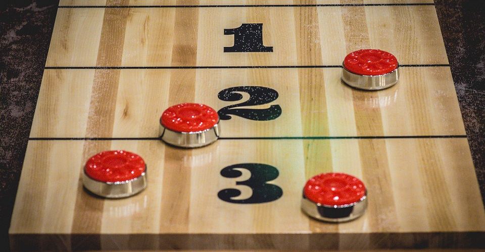 Best Shuffleboard Tables
