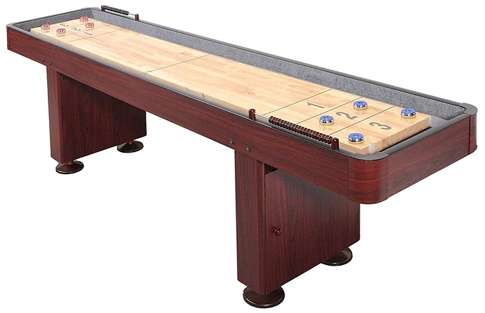 Challenger Shuffleboard Table