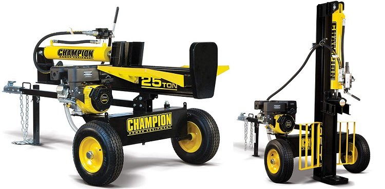 Champion Full Beam Gas Log Splitter