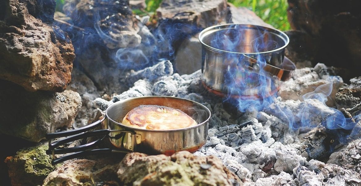 How to Cook & Griddle in the Wilderness