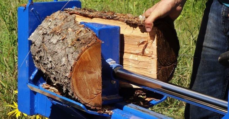 The 7 Best Log Splitters [Electric & Gas ] - Reviews 2019