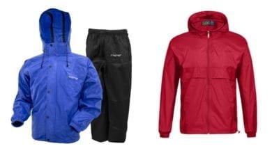 best rain suits for golfing feature