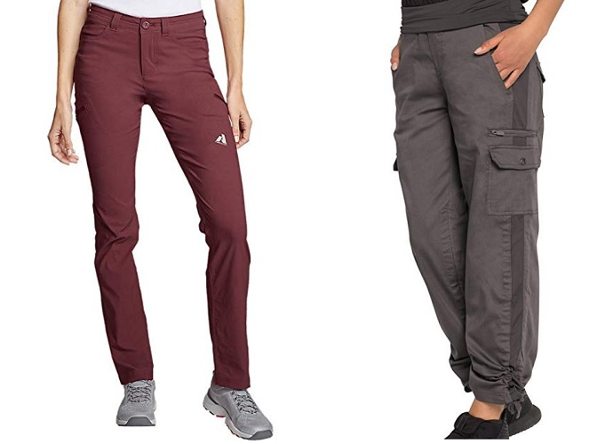 womens travel pants fit