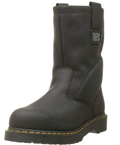 Dr. Martens Men's Icon Industrial Strength Steel Toe Boot