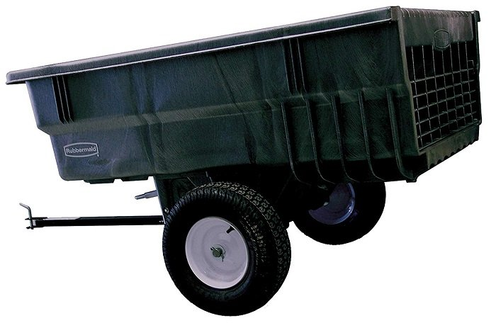 Rubbermaid Commercial Tractor Cart