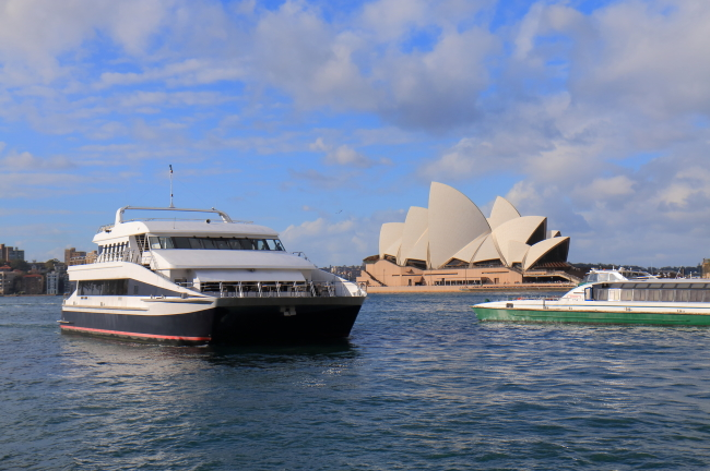 Sydney Harbor cruises boat tours reviews