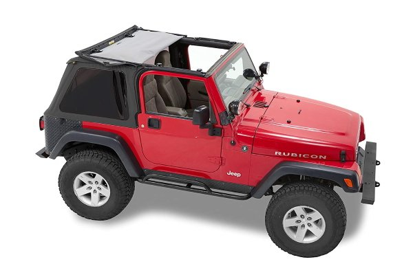 best jeep soft tops flip up