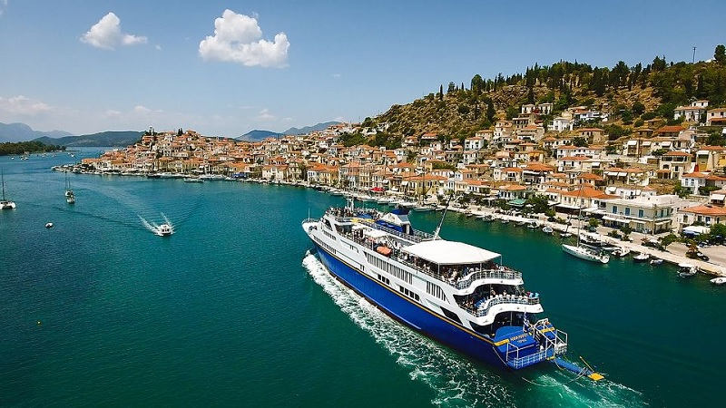 best sailing cruises from athens