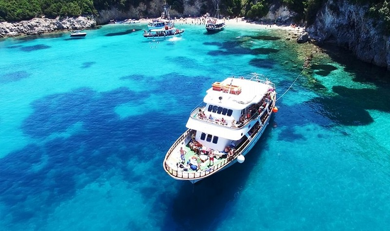 Best Boat Trips From Corfu Island
