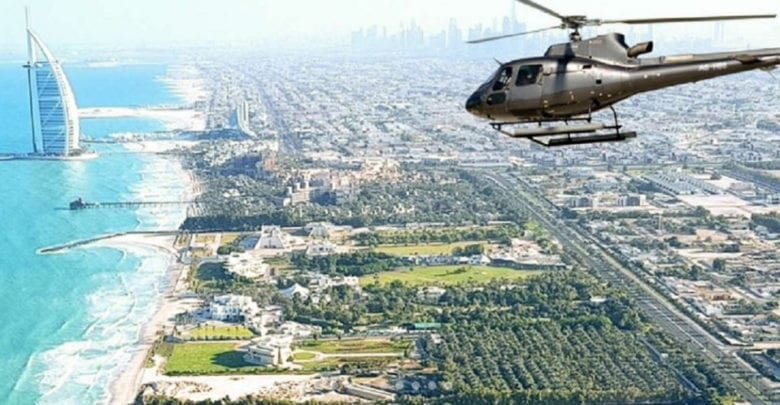 best dubai helicopter tours
