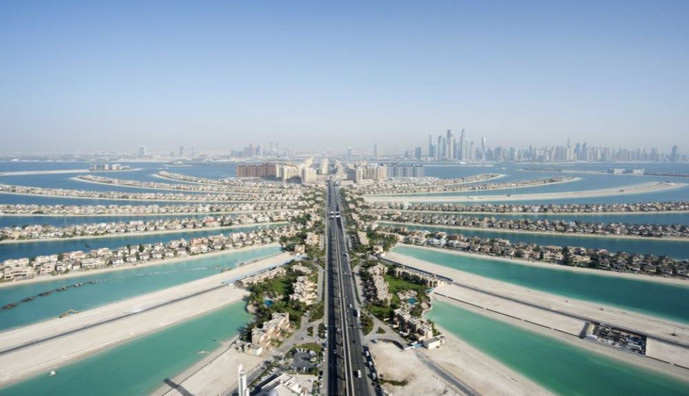 best helicopter tours in dubai