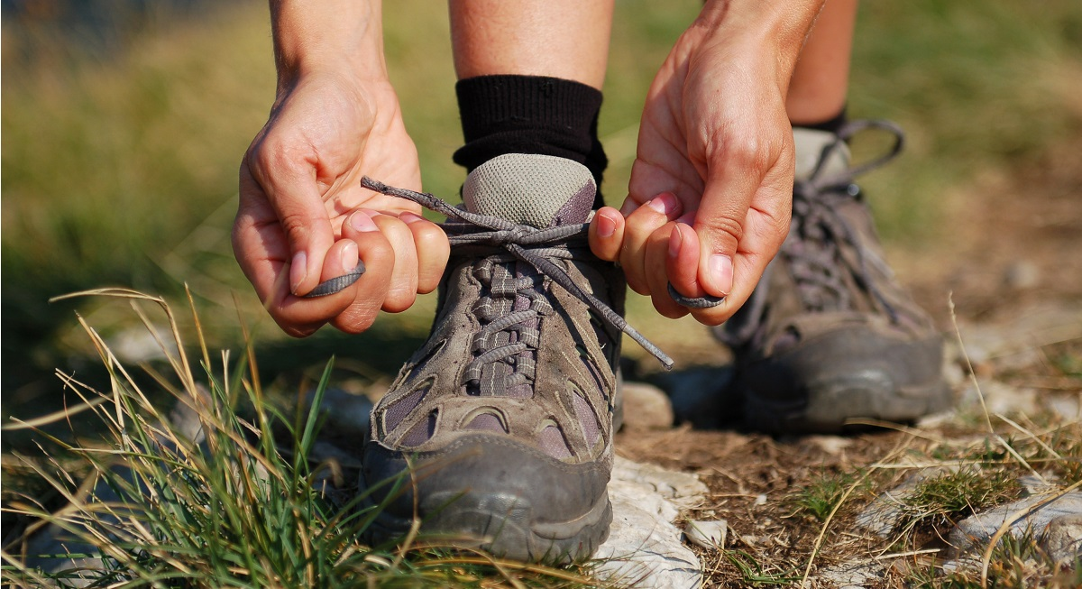 considerations for hiking shoes