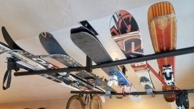 Best Ski & Snowboard Storage Racks