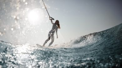 How to Wakeboard With An iSUP