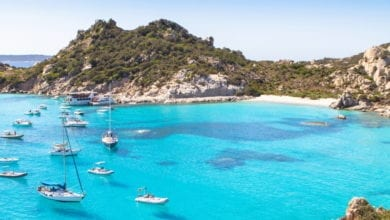 best boat tours in sardinia
