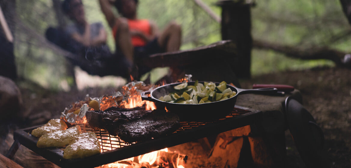 Beginners Guide Campfire Cooking