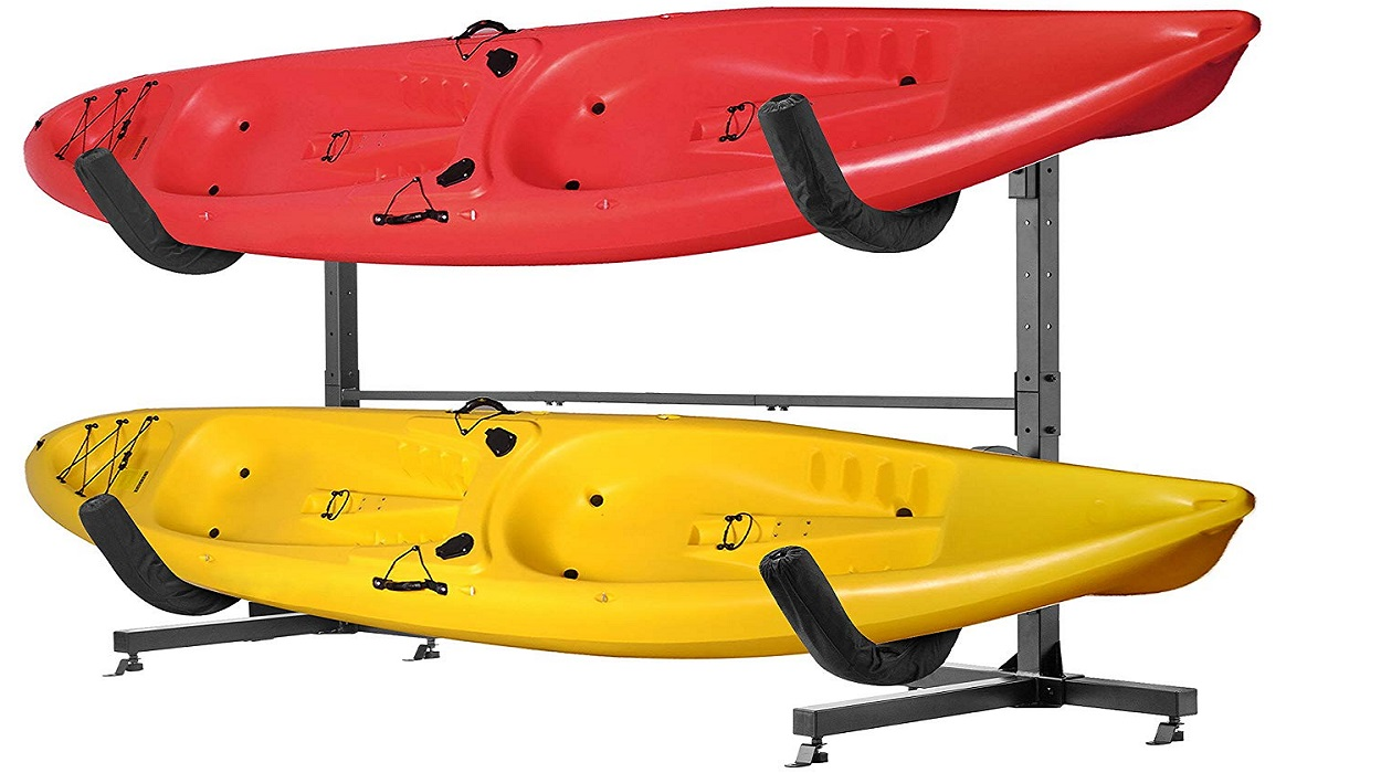 Tips For Storing Your Kayak & Paddle Board