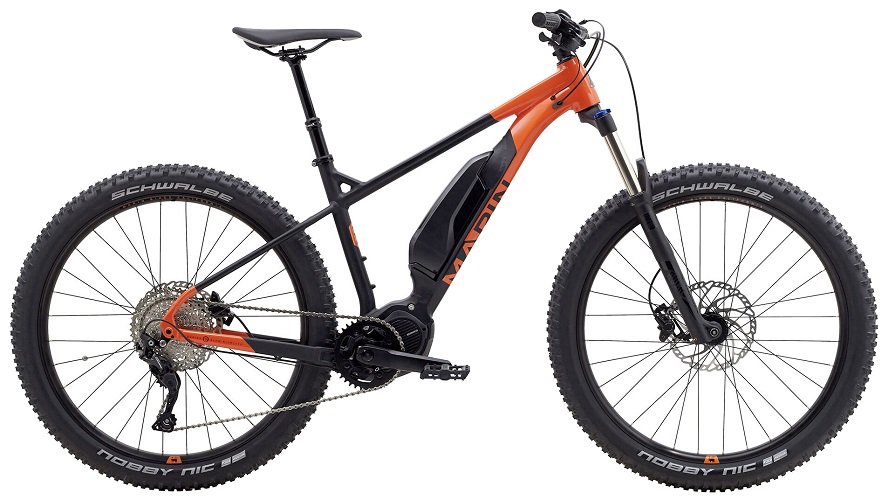Marin Nail Trail E1 Mountain Bike