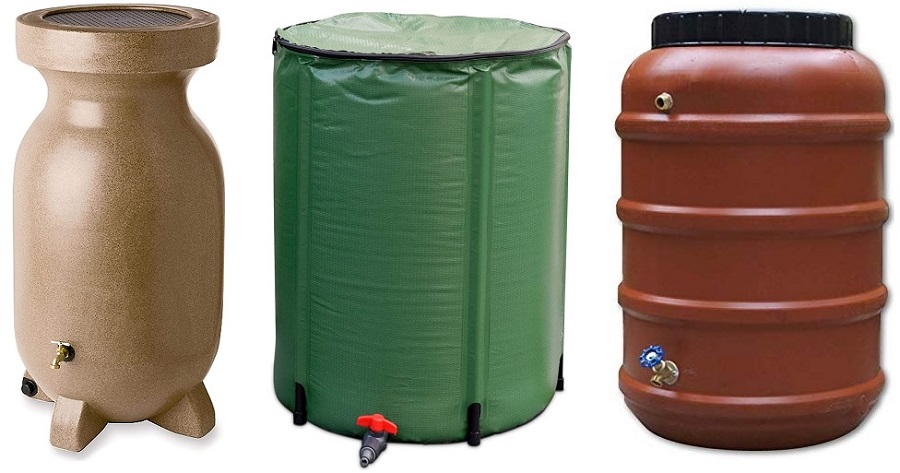 best water storage barrels