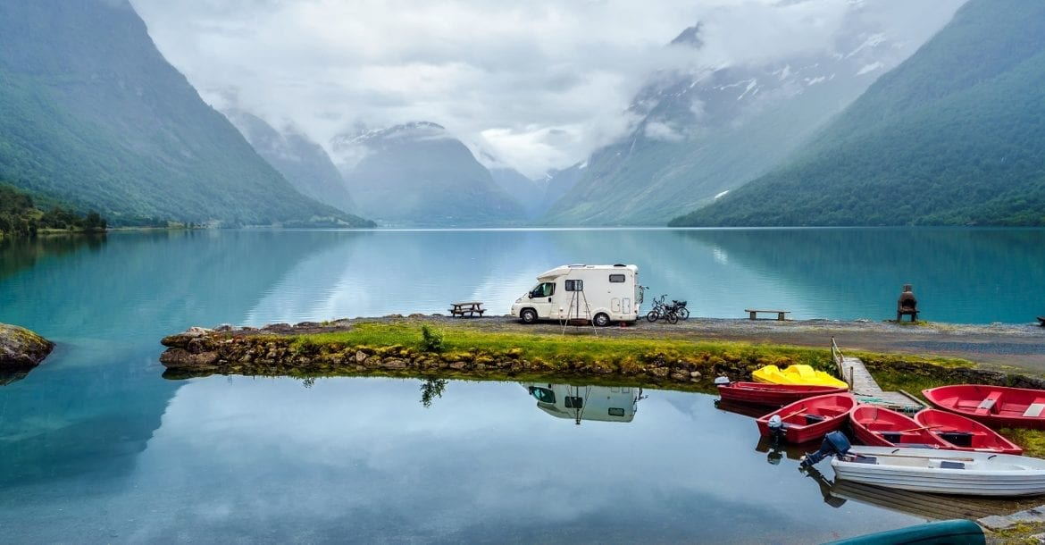 Beginner's Guide to RV Camping