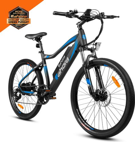 Electric-Mountain-Bicycle